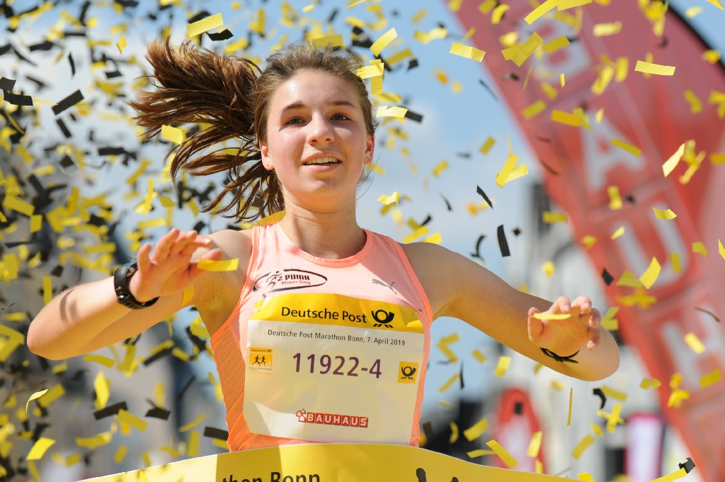 Virtueller Deutsche Post Marathon Bonn 2020